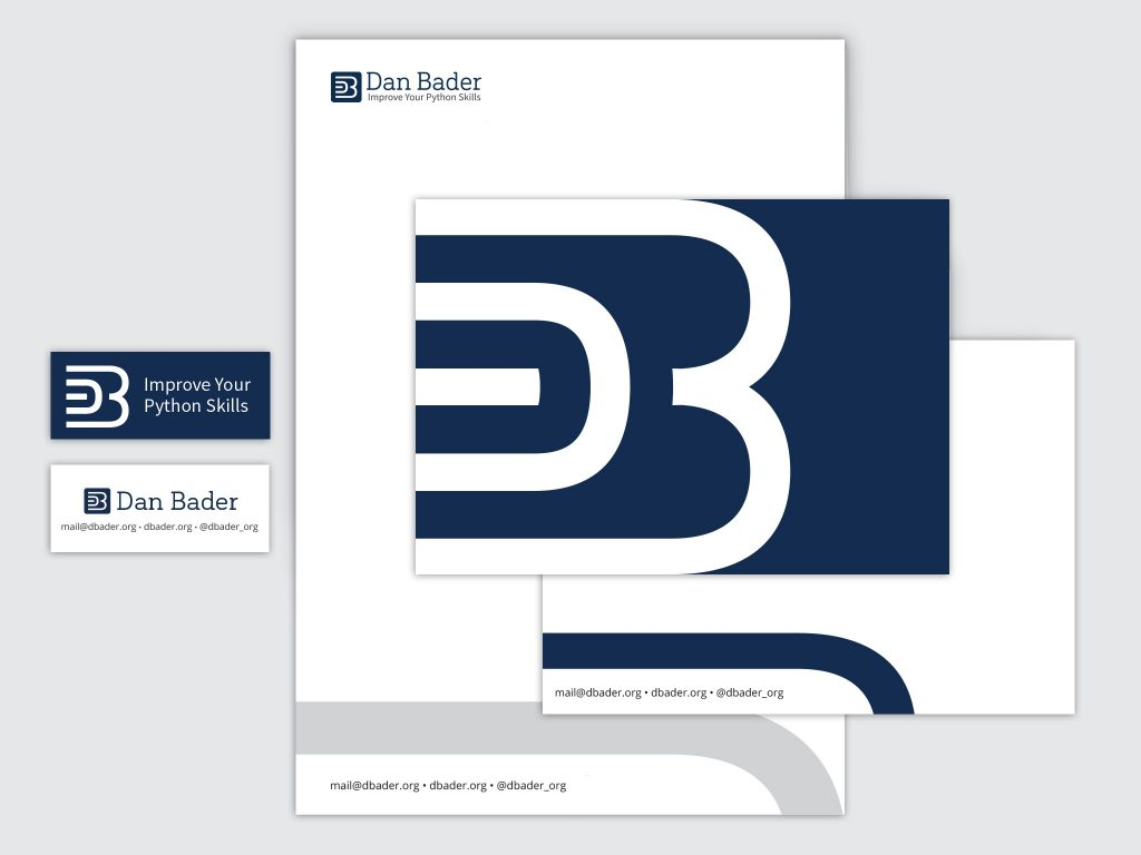 Consultant Corporate Identity and Logo Design for a Software Developer