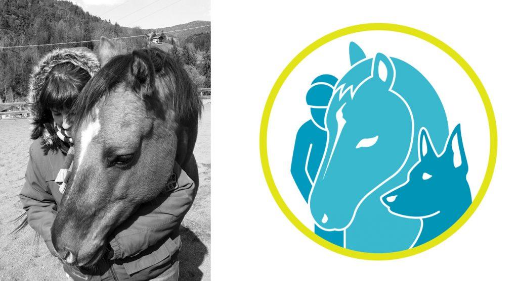 Veterinary Logo Illustration