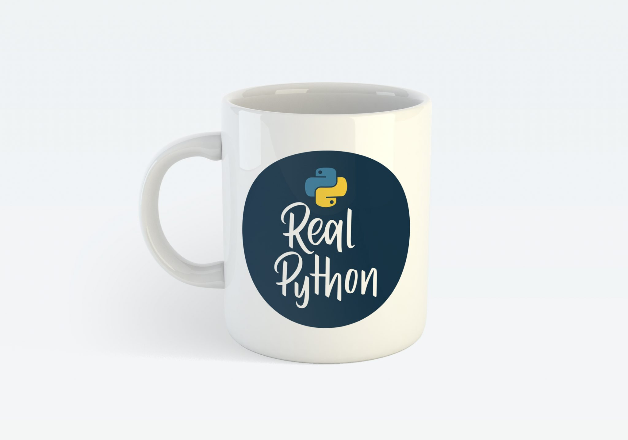 logo redesign mug