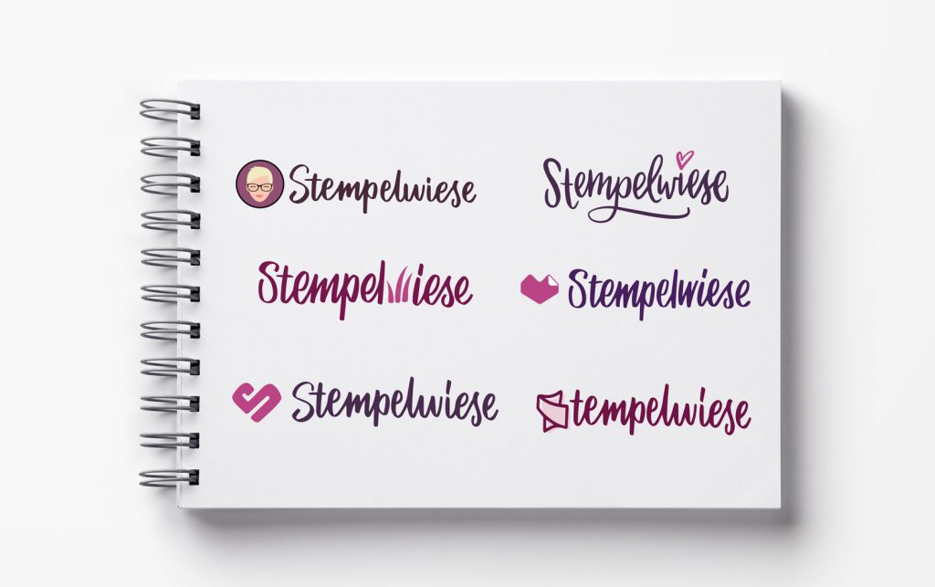 Stampin' Up! Demonstrator Logo Options
