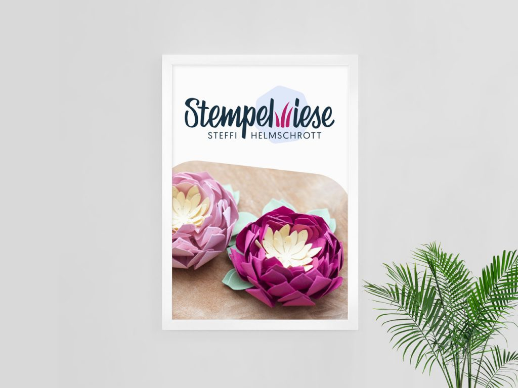 Stampin' Up! Demonstrator Poster