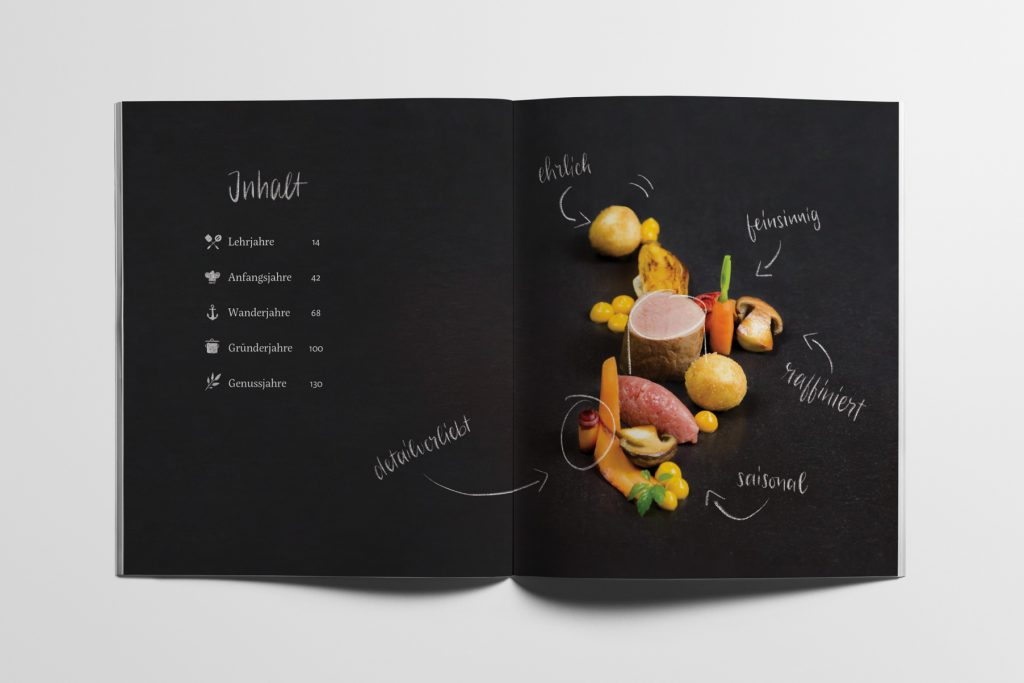 Cookbook Design Page 1