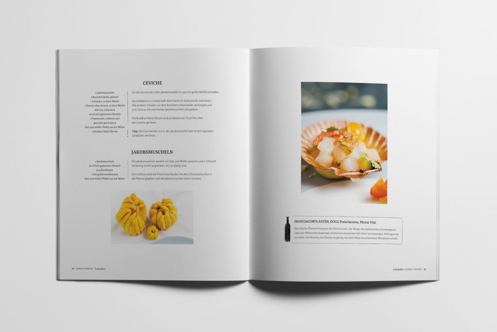 Cookbook Design Page 9