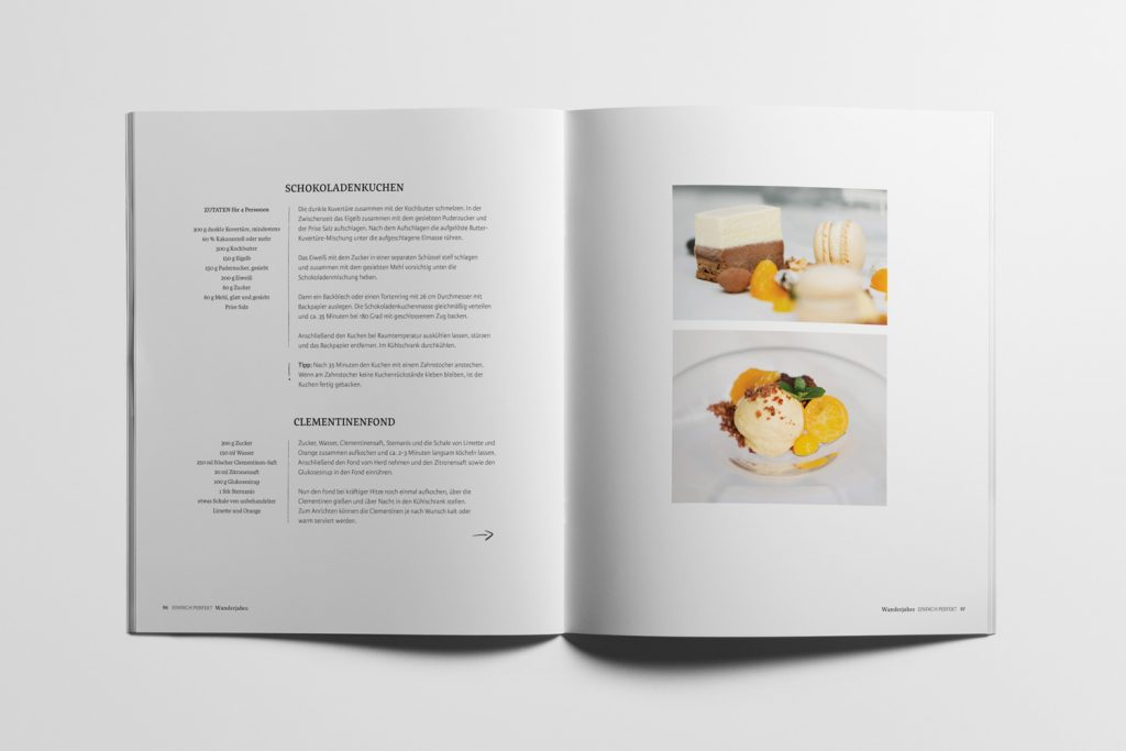 Cookbook Design Page 24