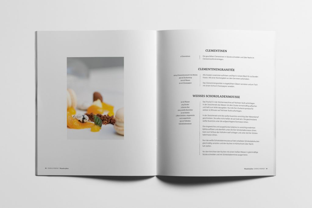 Cookbook Design Page 25