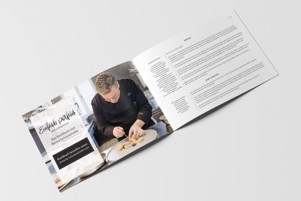 Cookbook Design Recipe Card